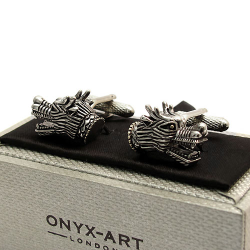 Cufflinks by Onyx-Art