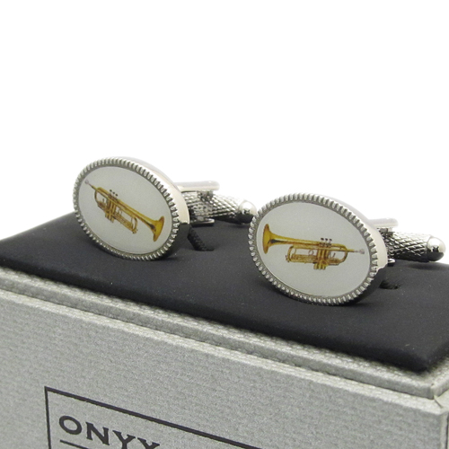 Cufflinks by Onyx-Art