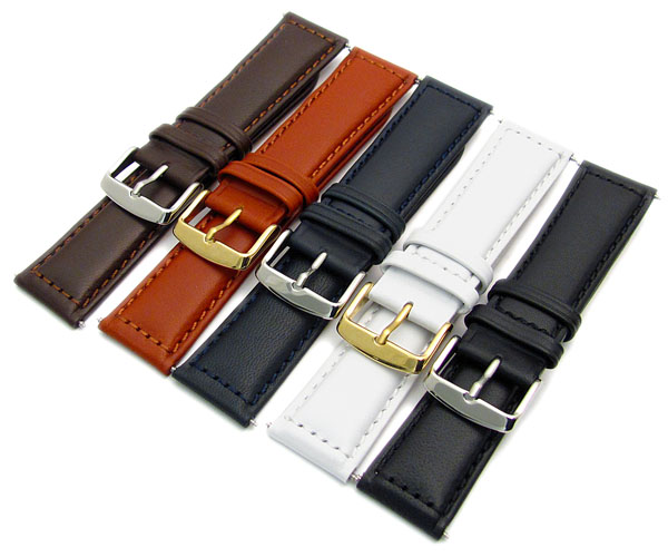 Genuine Leather Watch Strap