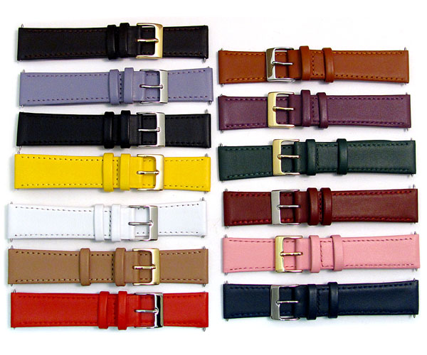 Genuine Leather Watch Strap