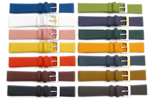 Ladies Genuine Leather Watch Strap Band