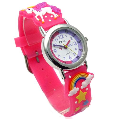 Reflex quartz watch